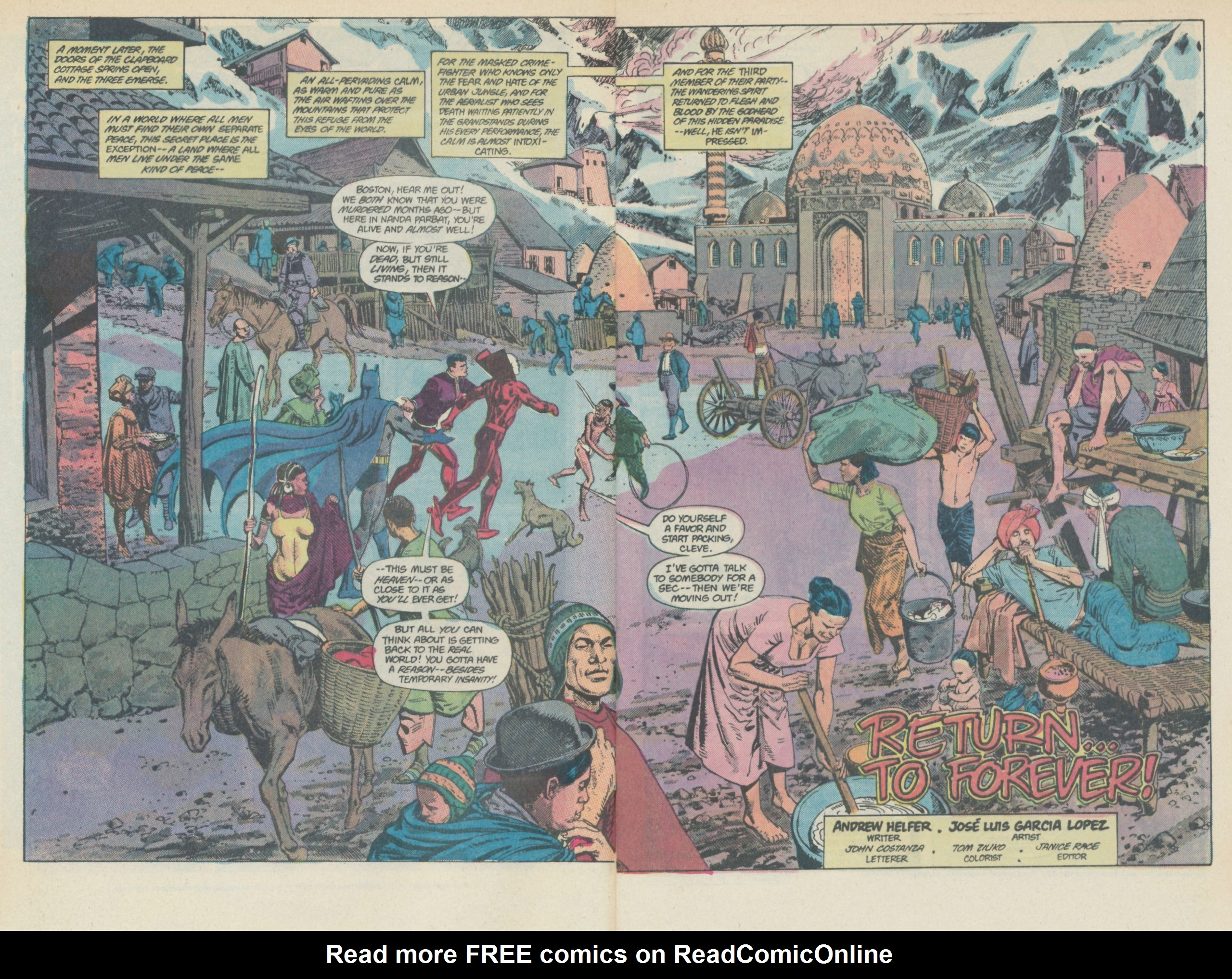 Deadman (1986) #1 #4 - English 5