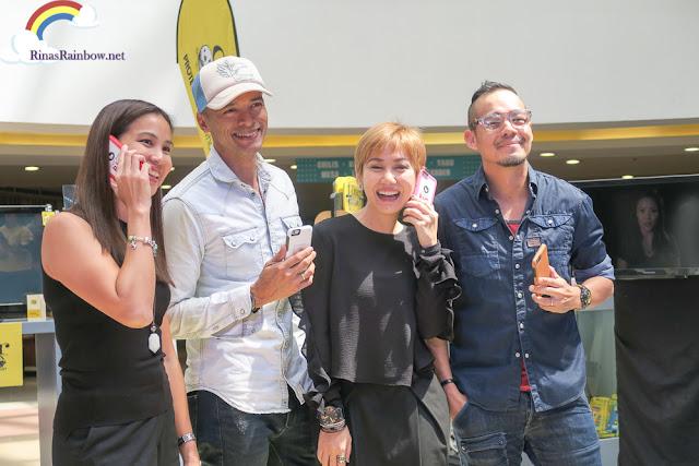 Jaymie Pizarro, Paolo Abrera, Karrots Nazareno, Direk Sid Maderazo