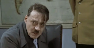 Hitler fed up