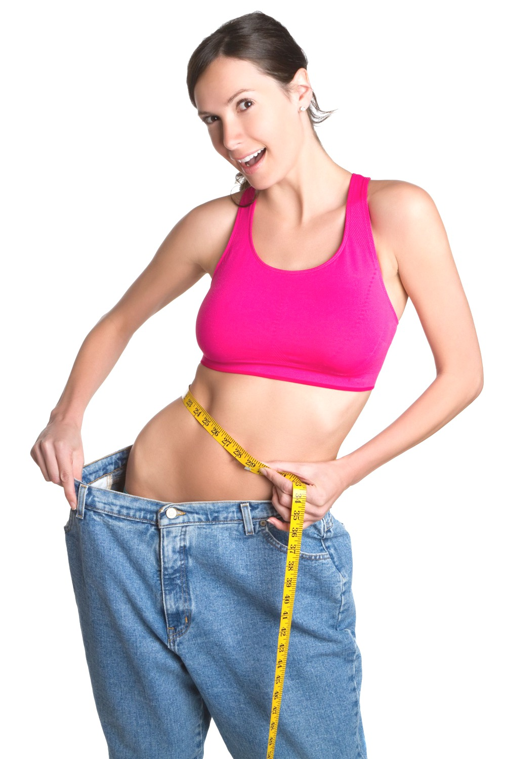 How to lose weight fast without any diet or exercise