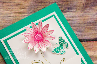 You Are Totally Awesome Card Featuring Products from Stampin' Up! UK - get them here
