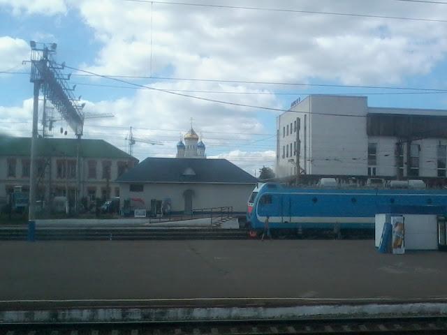 Фотография города Лиски