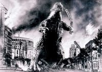 Godzilla The ultimate monster!