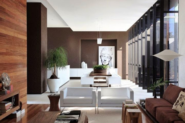 Contemporary Interior Painting Ideas