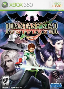Download   Phantasy Star Universe – XBOX 360