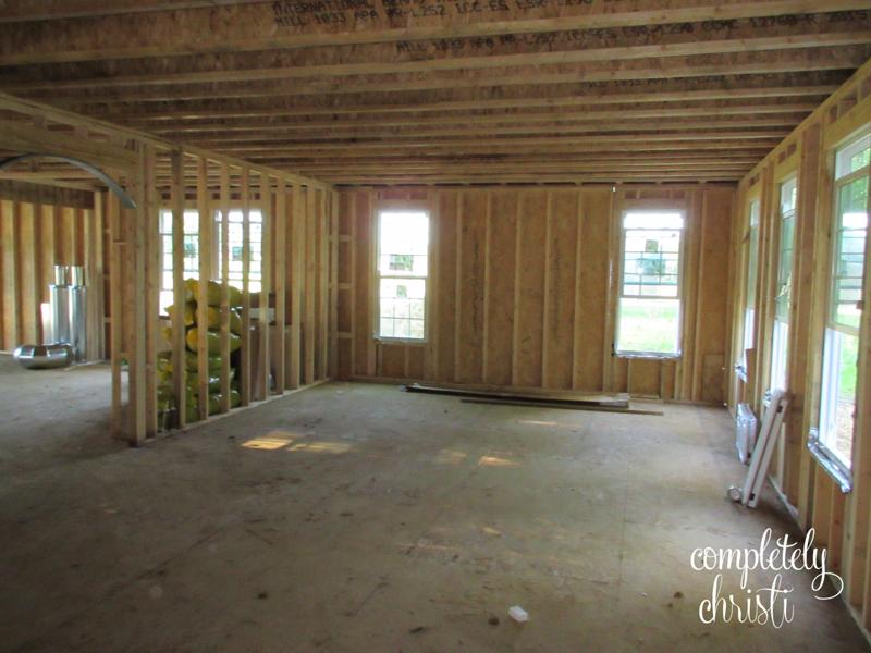 Ryan Homes Olsen Living Room