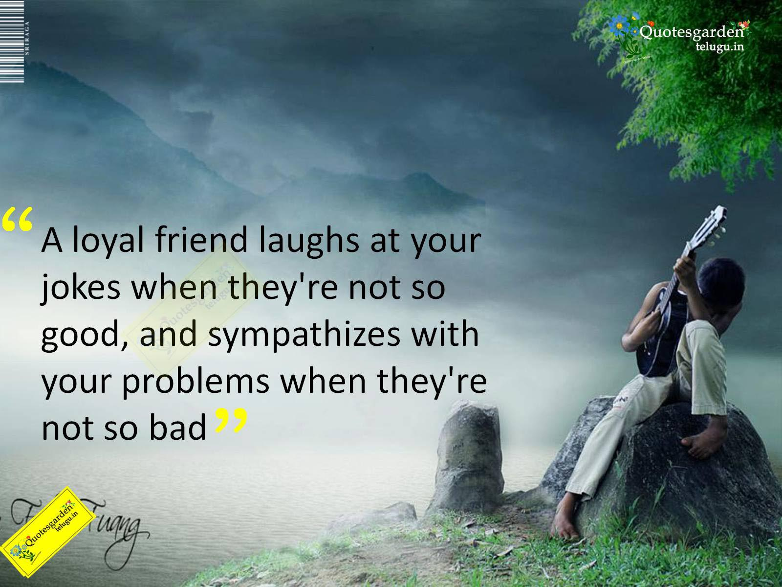 Friendship Quotes With Images In English : Best Friendship Quotes  Inspirational About