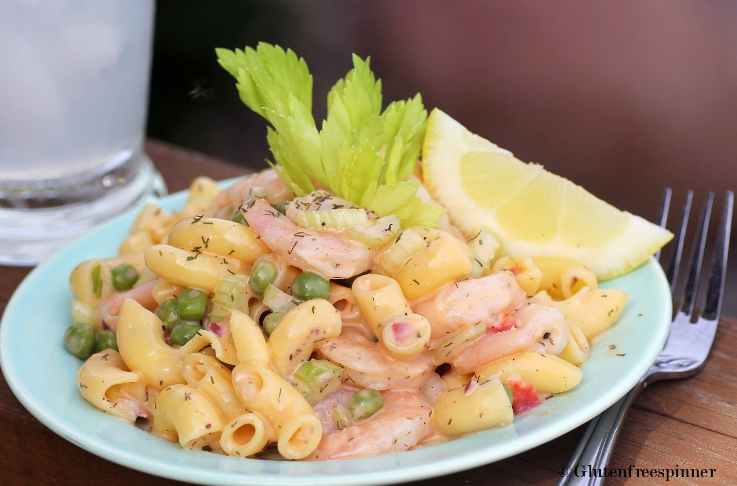 Revisited Shrimp Pasta Salad