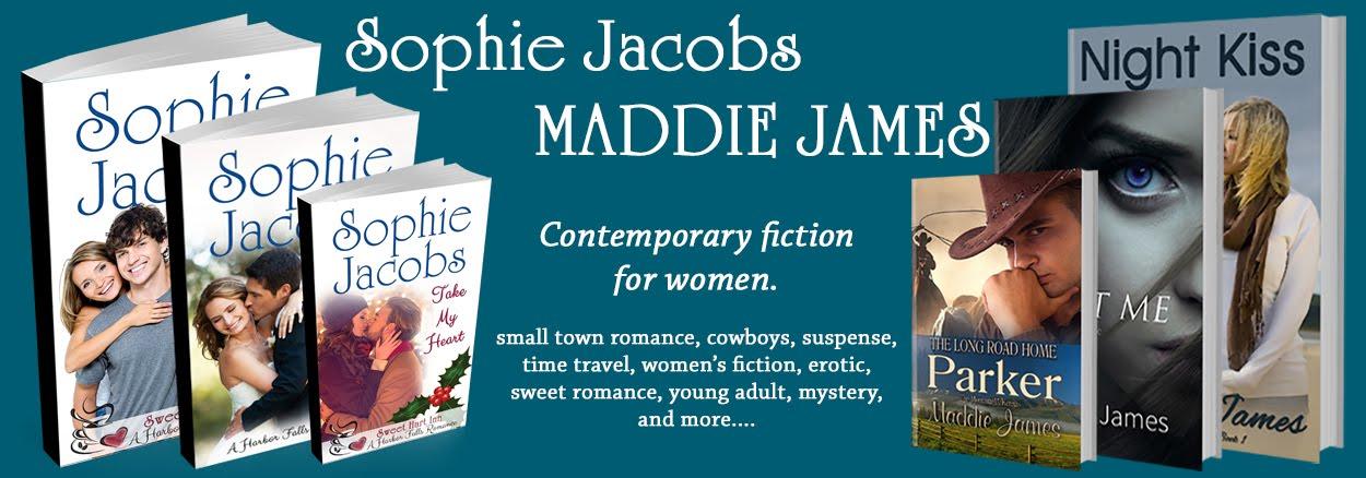 Sophie Jacobs  /  Maddie James