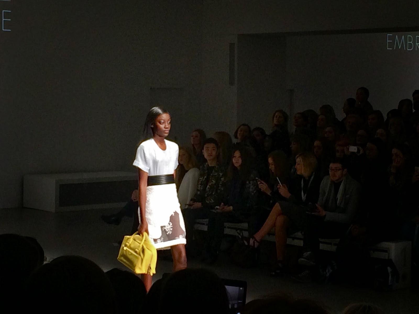 london fashion weekend 2014