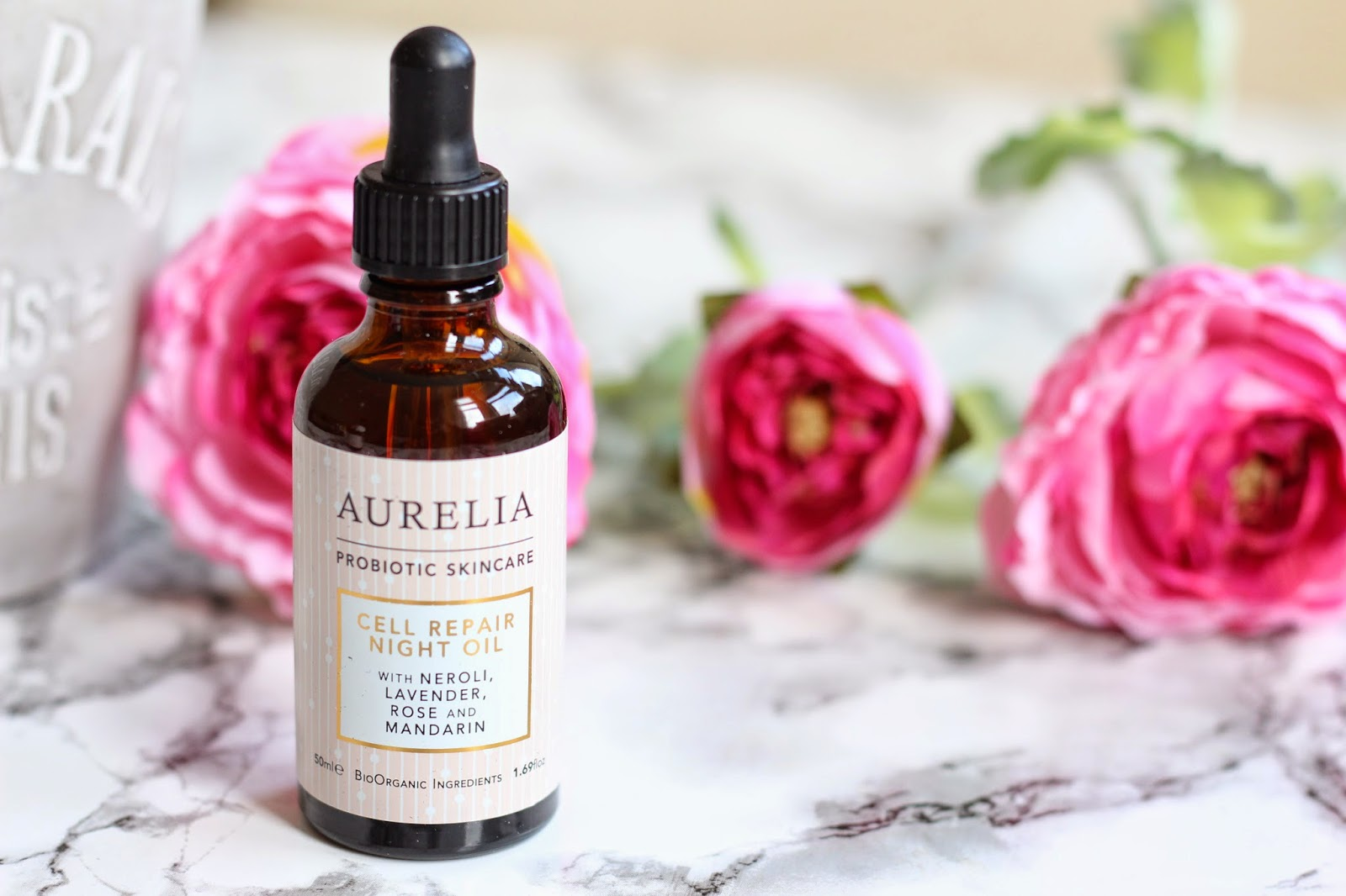Aurelia Probiotic Skincare Cell Repair Night Oil Review