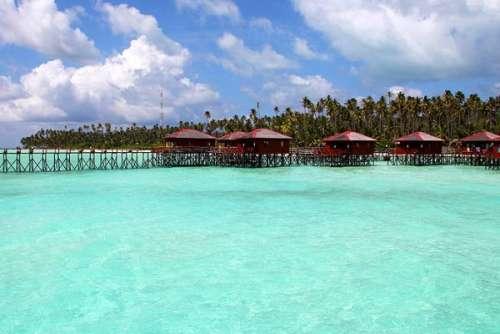 Pulau Surga di Maratua Kaltim