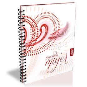 Haz click en la imagen para comprar la Agenda 2013 con calendario menstrual