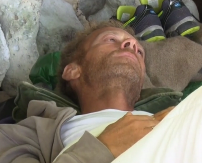 Rocco Siffredi L'Isola dei famosi 2015