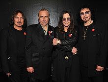 Black Sabbath ozzy