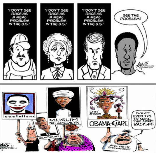 Racism and Hypocrisy