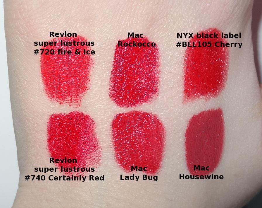 viola von kitten red lipstick galore