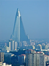 Transpress Nz Ryugyong Hotel In Pyongyang North