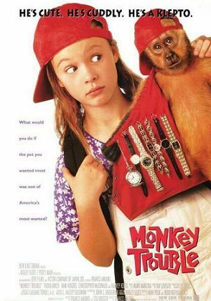 Free Download Monkey Trouble 1994 Dual Audio 720p HD