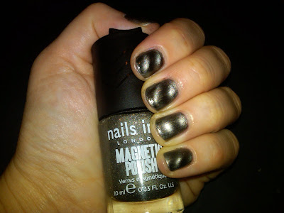 Nails Inc., Nails Inc. Magnetic Polish, Nails Inc. nail polish, Nails Inc. nail lacquer, Nails Inc. Trafalgar Square Magnetic Polish, nail, nails, nail polish, polish, lacquer, nail lacquer, nail art, magnetic polish, magnetic nail polish, mani, manicure, mani of the week, manicure of the week, magnetic mani, magnetic manicure