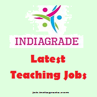 Teaching Jobs in India 2016