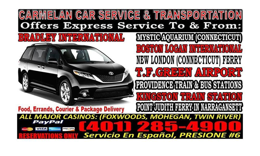 Carmelan Car Service (MA - RI - NY)