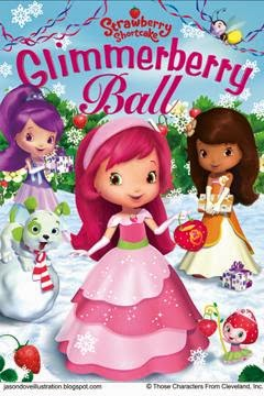 descargar Rosita Fresita: The Glimmerberry Ball Movie  – DVDRIP LATINO