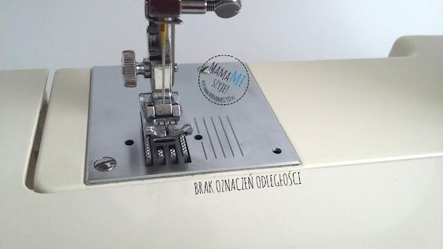 jaką maszynę można kupić na początek, wady i zalety, co powinna miec maszyna do szycia, blog o szyciu dla dzieci, mama mi szyje