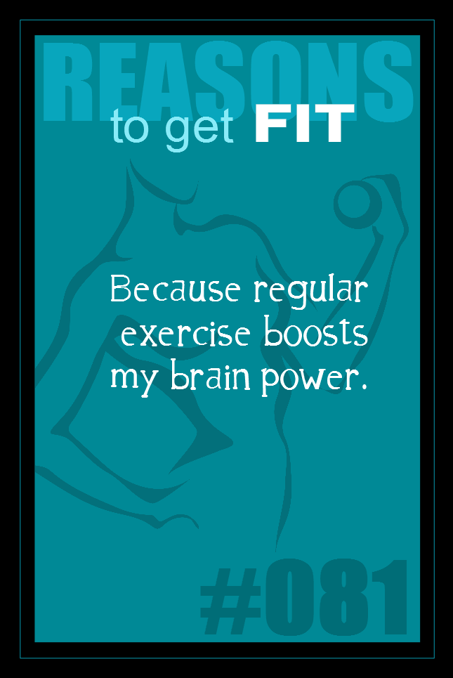 365 Reasons to Get Fit #081
