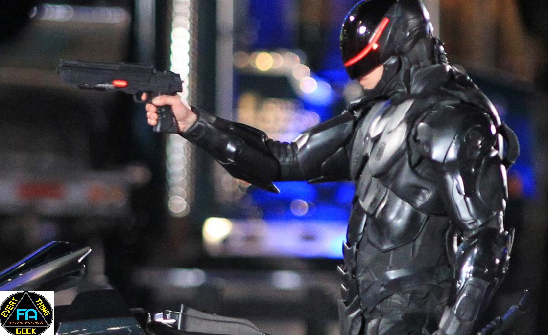 RoboCop 2014 Leaked Scenes