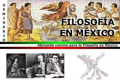 Seminario de Filosofìa en México