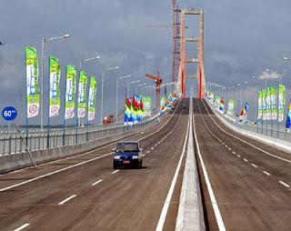 5 Fakta Unik Tentang Jembatan Suramadu