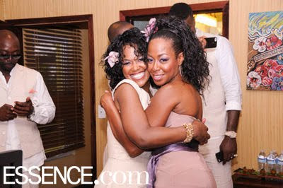 Tichina Arnold Wedding Hawaii