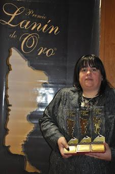 """Premio """" Lanín de oro 2012"""""""