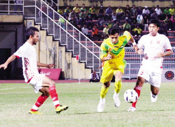Liga Super : Kelantan 1-1 Kedah Di Stadium Darul Aman