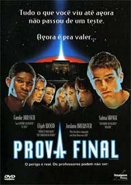 Download Prova Final DVDRip RMVB Dublado