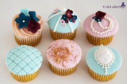 Curso cupcakes Madrid - Vintage