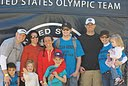 Olympic trials family