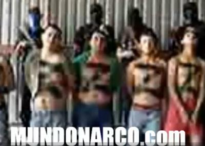 VIDEO FUERTE: Interrogan, Decapitan y Descuartizan a Varios Zetas en ...
