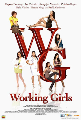 Watch Working Girls 2010 Pinoy Movie Online | Working Girls 2010 Pinoy Movie Poster