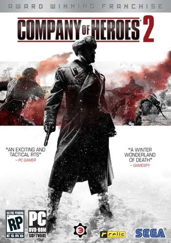 Company of Heroes 2 The British Forces PC Full Español