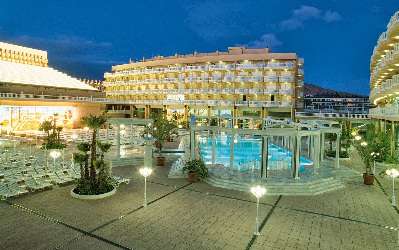 The Cleopatra Palace Hotel Tenerife