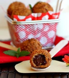 Croquetes de xocolata