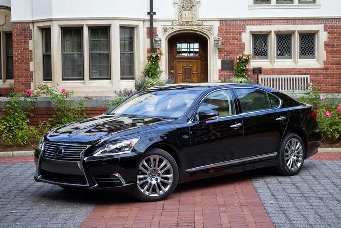 Giá xe Lexus LS460L: 5.673.000.000 VNĐ