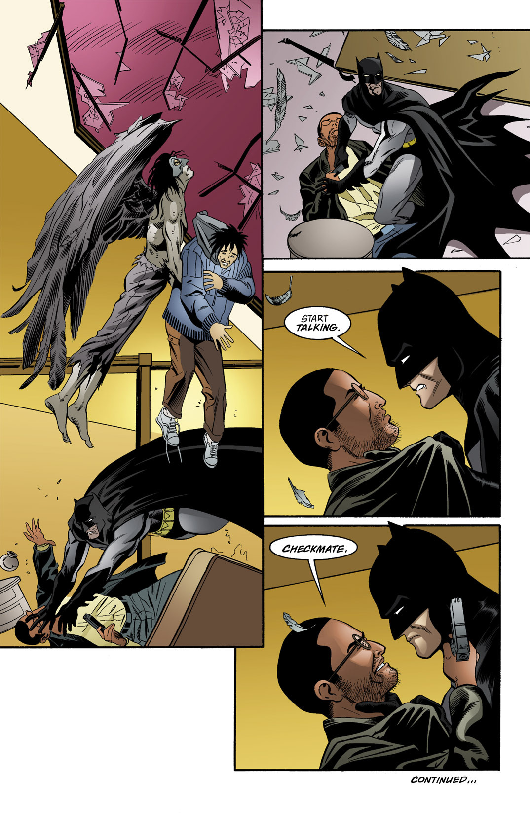 Detective Comics (1937) Issue #769 Page 23