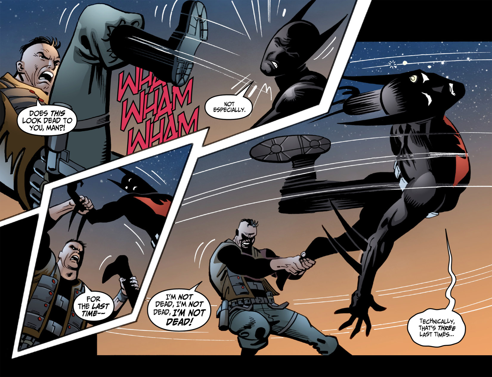 Batman Beyond (2012) Issue #4 #4 - English 15
