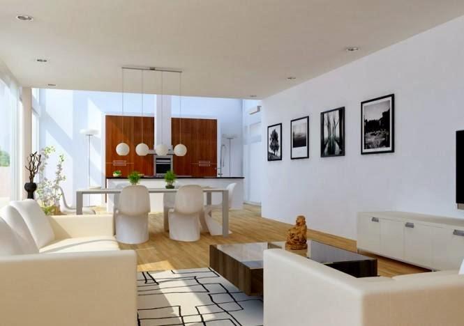 Conceptions de salons et salle à manger