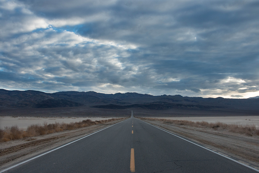 Road to Death Valley