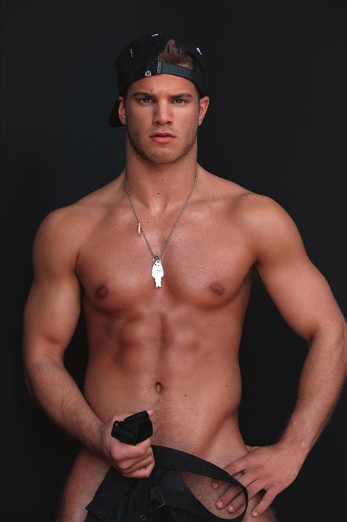 Everyday Hotties All American Boy Evan Wadle