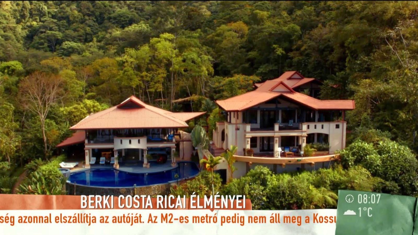 Éden Hotel 3 - Costa Rica